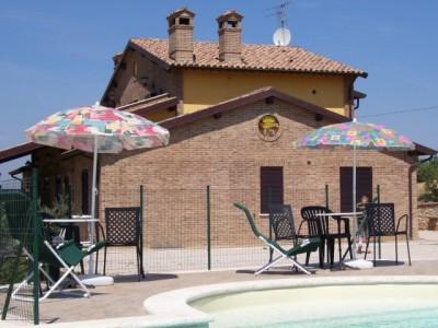 Appartement Casale Colle San Giovanni